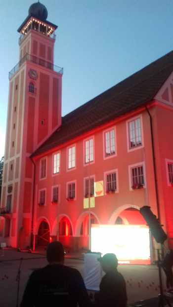 Night of Lights in Freudenstadt